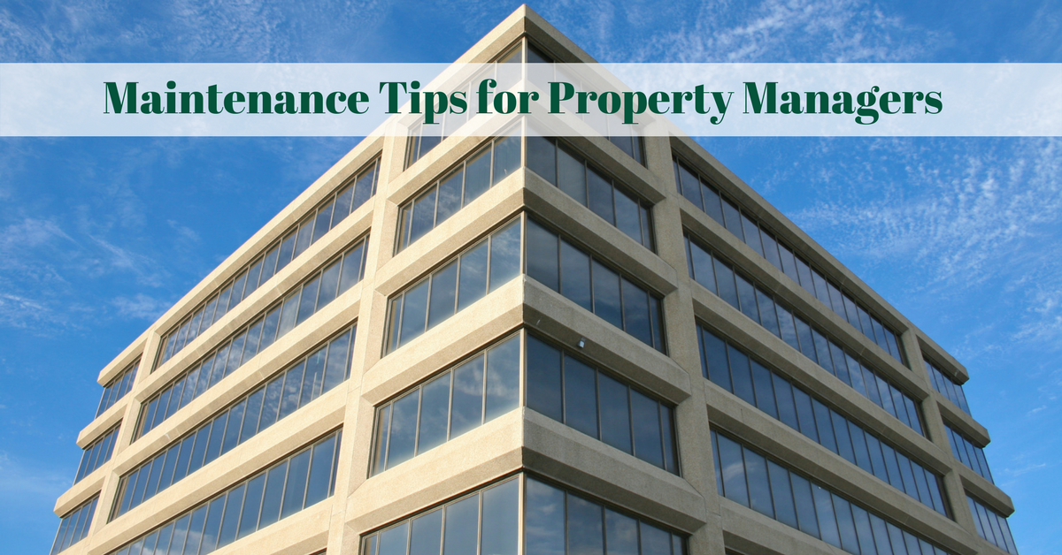 Cleaning & Maintenance Guide For Property Managers